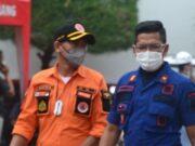 Menkumham Apresiasi Gerak Cepat BPBD Kota Tangerang Padamkan Kebakaran Lapas