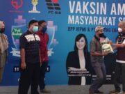 Vaksinasi Covid-19 HIPMI Kota Tangerang Diikuti 1.000 Peserta dan 1.000 Bantuan