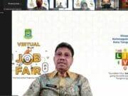 Ada 850 Loker Dalam Virtual Job Fair Bulanan di Tangerang LIVE