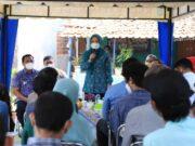 Sasar Kampung Terbelakang, TP-PKK Kota Tangerang Beri Pelatihan Barista