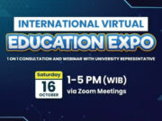 ICAN Hadirkan Pameran Pendidikan Internasional