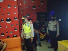 Polres Serang Kota Razia Gencar Tempat Hiburan Malam