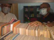 Perpustakaan Padepokan Kebangsaan Karang Tumaritis Tingkatkan Literasi di Masyarakat
