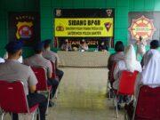 Polda Banten Gelar Sidang BP4R Pra Nikah