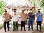Jelang Pilkades, Kapolsek Panongan Anjangsana Ke Cakades