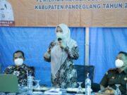 Bupati Pandeglang Irna Narulita.
