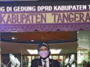 Hj. Aida Hubaedah, SE, MM Komisi IV Anggota DPRD Kabupaten Tangerang Fraksi Partai Demokrat.