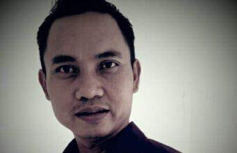 Ketua Komunitas Gemilang, Kosasih (Orin).