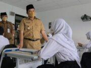 Testing Masif 5 Sekolah di Kota Tangerang Tidak Ditemukan Kasus Positif Covid-19