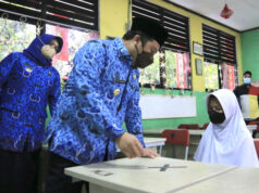 Targetkan 5.305 Anak 12 Tahun di Vaksin Covid-19, Pelajar SD Siap PTM