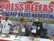 Sat Resnarkoba Bandara Soekarno-Hatta Amankan 3,2 Kilogram Sabu di Kota Tangerang