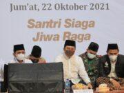 Hari Santri Nasional di Kota Tangerang, Arief: Santri Sebagai Agen Perubahan