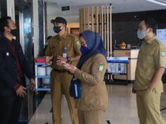 Terdapat 339 QR Code, Masuk Puspemkot Tangerang Gunakan Peduli Lindungi