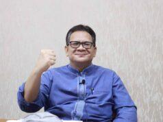Kepala Badan Perencanaan Pembangunan Daerah Bappeda Kabupaten Tangerang Ir. Taufik Emil.