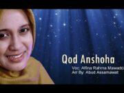 Lirik Qod Anshoha